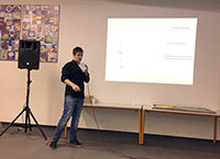 Viscardi Gymnasium P-Seminar Präsentation