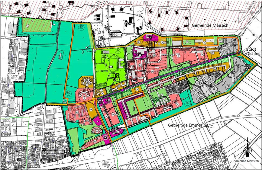 Fliegerhorst Flächennutzungsplan