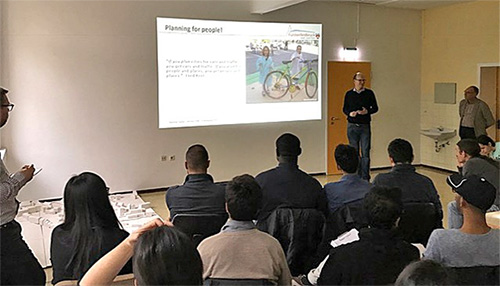 Projekt Integrated Mobility Concepts