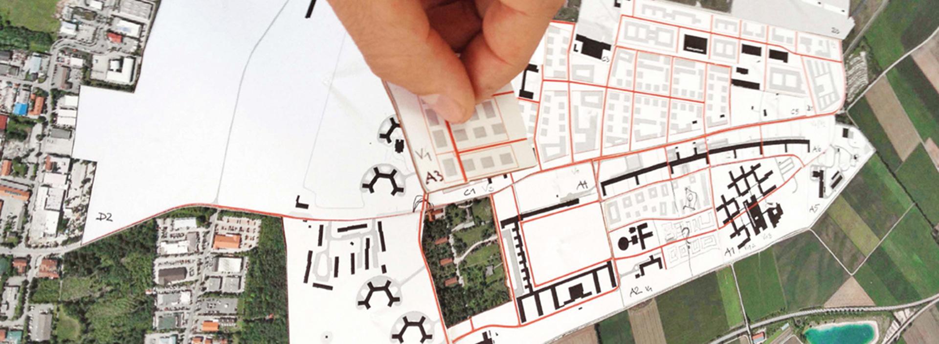 Fliegerhorstkonversion Fürstenfeldbruck Konzeptstudien