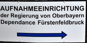 Erstaufnahmeeinrichtung der Regierung von Oberbayern Depandance Fürstenfeldbruck