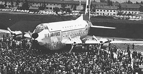 1961 NATO Flugschau