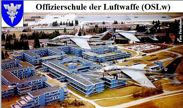 Offiziersschule der Luftwaffe Alpha Jets