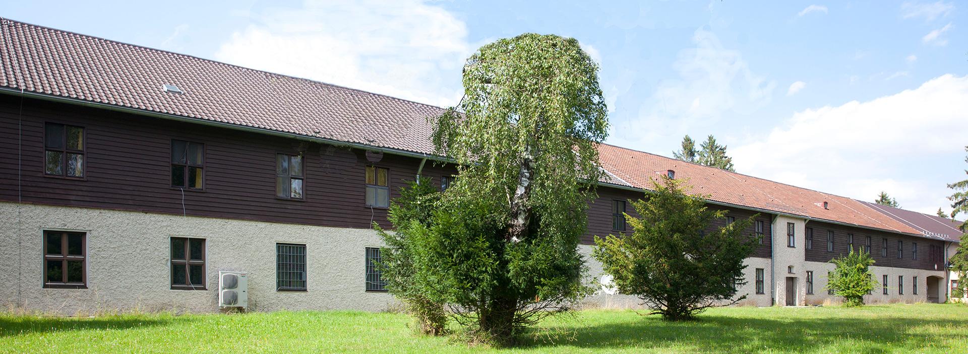 Fliegerhorst Fürstenfeldbruck Kilometerbau