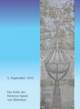 Broschüre<br>5. September 1972 - Das Ende der Heiteren Spiele von München