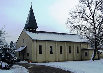 Fliegerhorstkirche