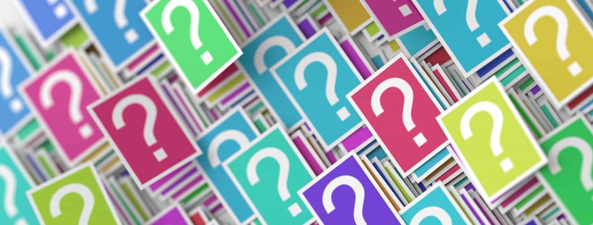 Häufige Fragen Antworten